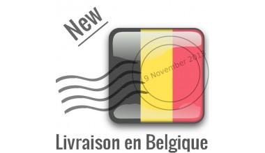 livraison en Belgique